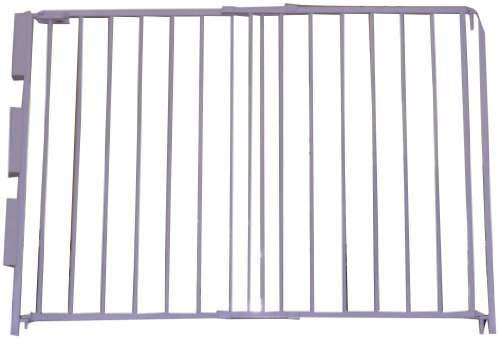 Regalo Extra Tall Top of Stair Gate, White