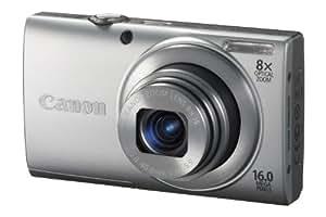 Canon Powershot A4000 IS Appareil photo numérique 16 Mpix Argent