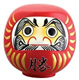 Japanese Daruma Doll Dharma Good Luck Zen Statue