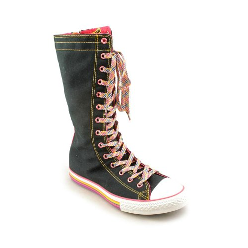 Converse Girls' Chuck Taylor Rainbow Wrap Sneaker