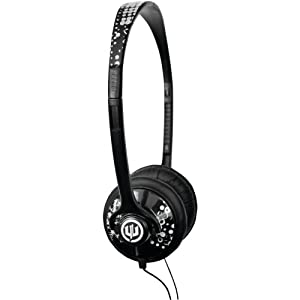 WICKED WI-8000 Chill Headphones (Black)