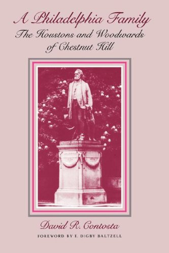 A Philadelphia Family: The Houstons And Woodwards Of Chestnut Hill front-732478