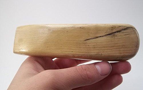 western-juniper-cedar-wood-knife-wand-handle-hand-sanded-tung-oil-finish-h37