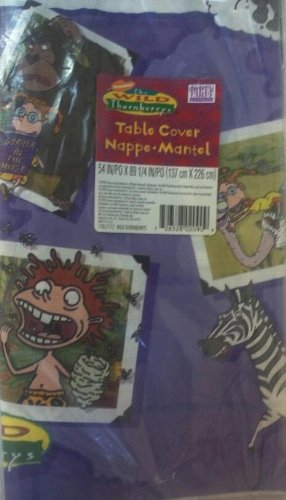 The Wild Thornberrys Table Cover - 1