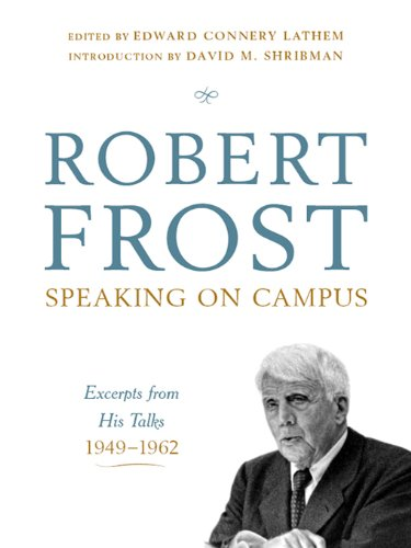 robert frost the birthplace Its most physical definition—from his californian birthplace to his chosen  homeland,  2as american poet robert frost explains to the students of  dartmouth.