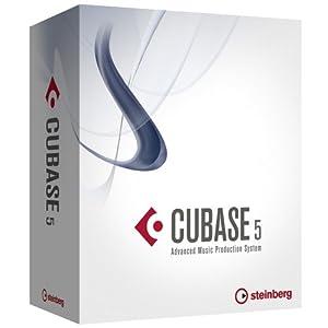 Steinberg - Cubase 5 - Logiciels - Séquenceurs Audio + Midi