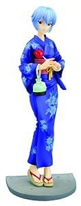 Kotobukiya Neon Genesis Evangelion: Rei Ayanami in Yukata Ani-Statue