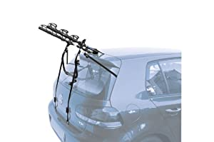 Carpoint 324 Bicycle Carrier Cruiser for 3 Bikes