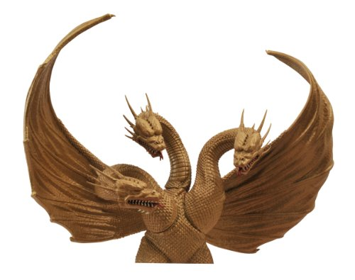 Diamond Select Toys Godzilla: King Ghidorah Vinyl Bust Bank