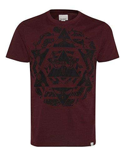 SHINE Original -  T-shirt - Uomo rosso X-Large