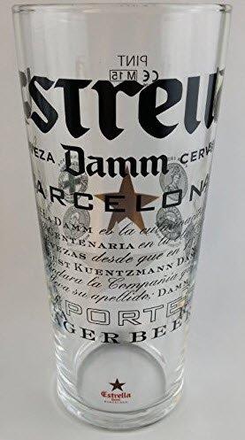 six-estrella-damm-verres-a-pinte-lot-de-6
