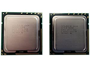 Matching Pair Intel Xeon X5650 6 Core Processor 2.66GHz 6.4GT/s 12MB Smart Cache Socket-1366 TDP 95W SLBV3 BX80614X5650