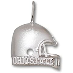 Ohio State University Ohio State Helmet - 14K Gold by Logo Art