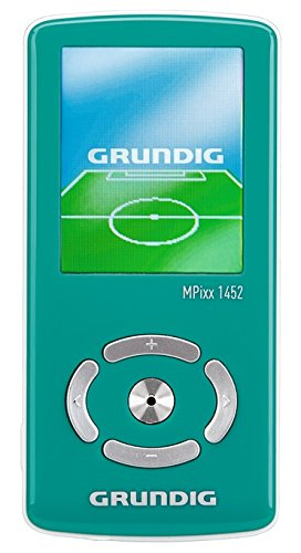 GDS4660 Mpixx 1452 MP3-Player grün