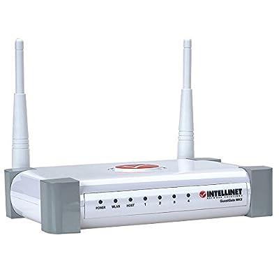 Intellinet GuestGate MK II Wireless 300N HotSpot Gateway (524827)