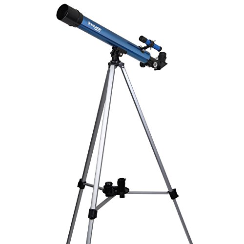 Cheap Meade Instruments 209001 Infinity 50 AZ Refractor Telescope (Blue)