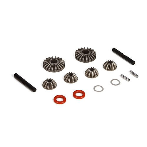 Front Diff Rebuild Kit: Twin Hammers