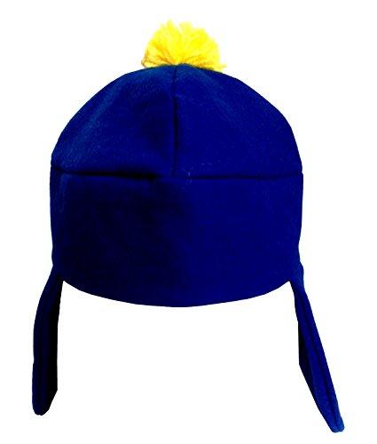 ski-cap-craig-tucker-south-park-costume-hat-polaire-bleu-comedy-central-tv