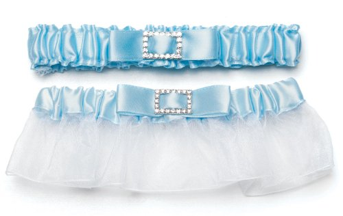 Weddingstar-Classic-Garter-with-Buckle-Something-Blue