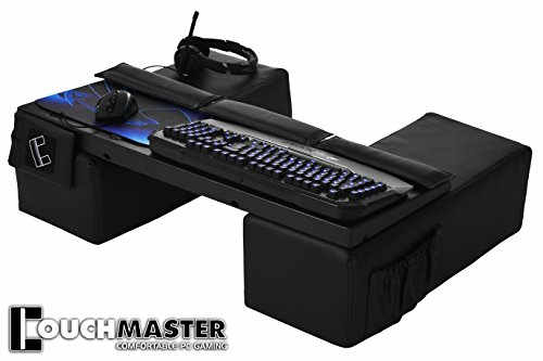 COUCHMASTER® Pro - Black Edition (PC-Gaming/Laptop Auflage ...