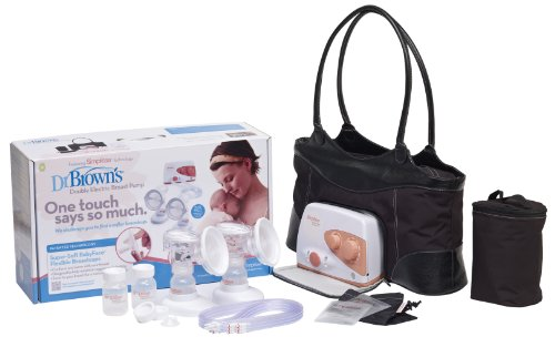 Check Out This Dr. Brown's Double Electric Breast Pump