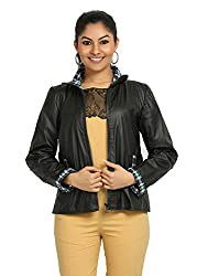 Fbbic Women's Jacket (16144_Small_Black)
