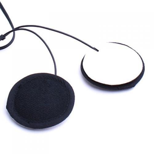 5ft 3 5mm haut parleur de casque de moto pour mp3 de. Black Bedroom Furniture Sets. Home Design Ideas