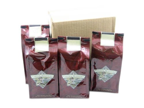 B52 Decaffeinated Coffee, Ground (Case Of Four 12 Ounce Valve Bags)