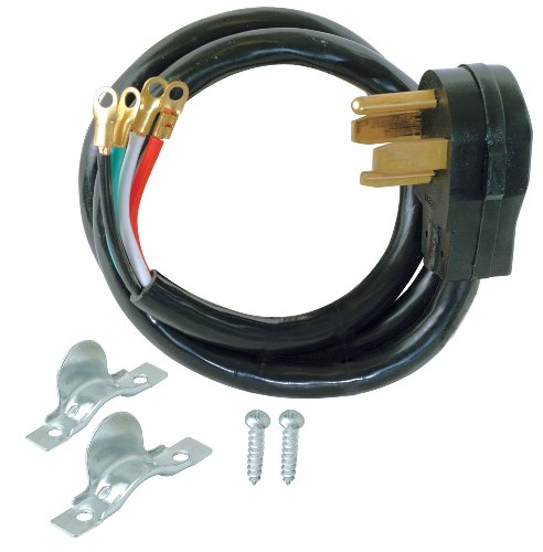 Ez-Flo 61254 Electric Dryer Cord - 30 Amp