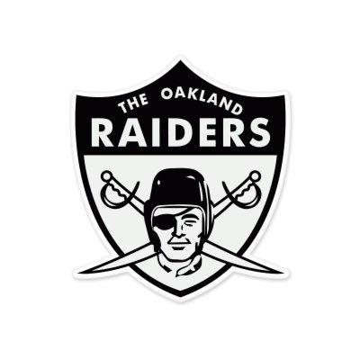 Raiders Bumper Sticker, Oakland Raiders Bumper Sticker, Raiders ...