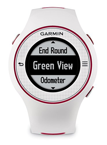 Garmin Approach S3 - Reloj con GPS para golf, color rojo / blanco 164.99€