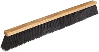 Magnolia Brush 2436-A 36-Inch Stiff Black Polypropylene Line Garage Brush