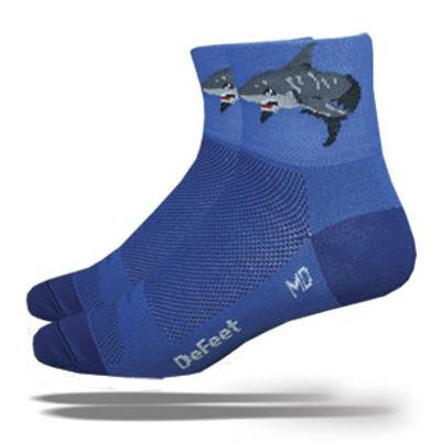 Buy Low Price DeFeet AirEator 2.5in Attack! Cycling/Running Socks – AIRATT (B001F2AA2U)