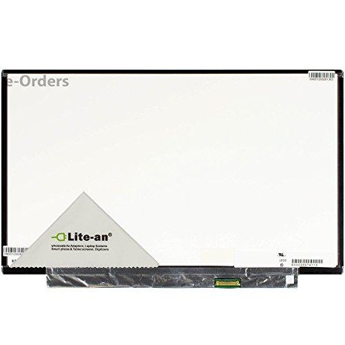 """33,78 cm (13,3"""") di ricambio per Laptop LED, eDP-Schermo LCD HD per ChiMei N133BGE-EAA Rev.C1 N133BGE-EB1 Rev.b 5,08 cm include (2 complementari Lite an® di marca di alta qualità e panno per lo schermo, stilo """""""