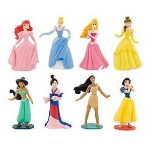 Buy Disney Princess Figurine Set