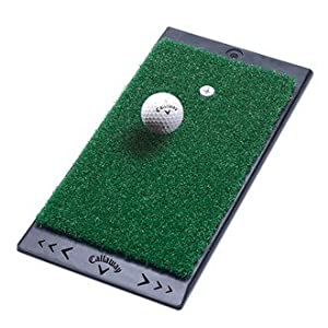 Izzo Golf Callaway FT Launch Zone Hitting Mat
