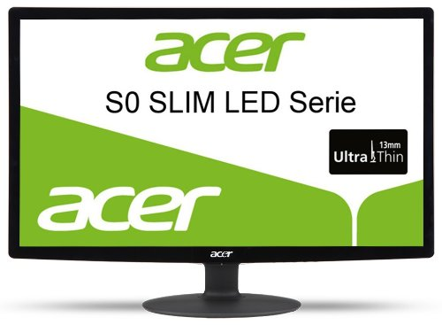 Acer S240HLbid 24'' Full HD widescreen LCD monitor with LED Backlight