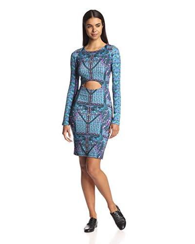 Mara Hoffman Women's Front Cutout Dress