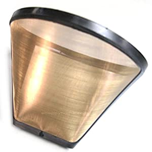 Gold Tone #2 Permanent Cone Coffee Filter