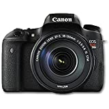 Canon EOS Rebel T6s 24 MP with EFS 18-135mm IS STM Lens