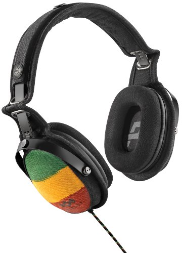 House Of Marley Em-Jh063-Ra Rise Up Rasta On-Ear Headphones