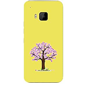 Skin4gadgets Autumn Tree Colour - Light Golden Rod Phone Skin for HTC ONE M9