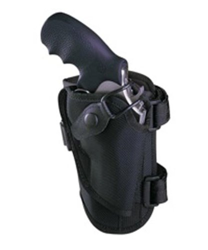 Bianchi 4750 Triad Ankle Holster - Size: 9 (Black) by Bianchi Gun Leather