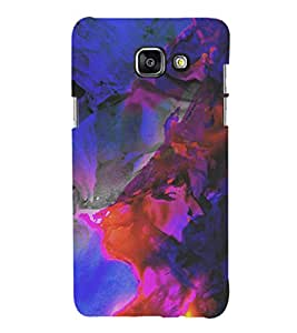 EPICCASE intrigue painting Mobile Back Case Cover For Samsung Galaxy A3 (Designer Case)
