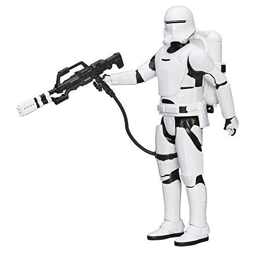 Star Wars - Il risveglio della Forza, Stormtrooper con lanciafiamme, 30,5 cm