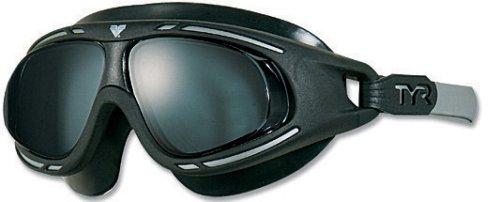TYR Hydrovision Water Sports Mask (Smoke/Black)