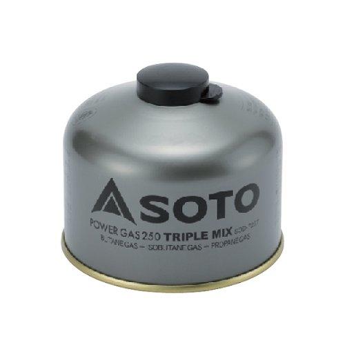 SOTOパワーガス250トリプルミックスSOD-725T