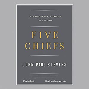 Five Chiefs Hörbuch