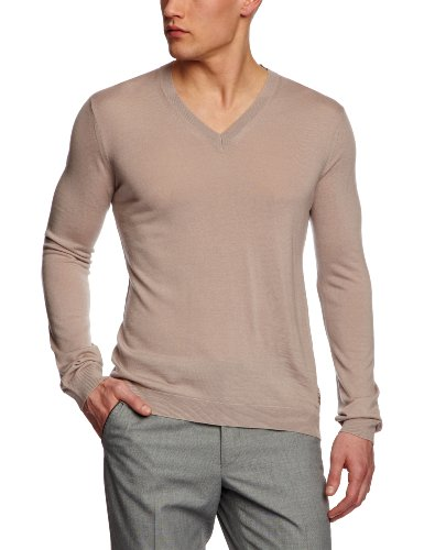 Pringle MZ487 Men's Jumper Hazelnut XX-Large
