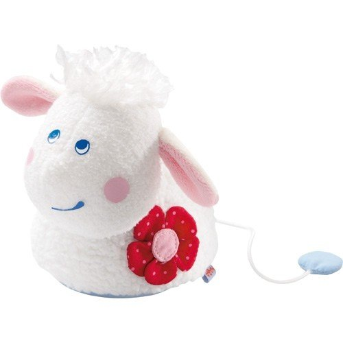HABA Hopscotch Sheep Wind-up figure